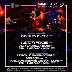 Samfest Jazz & Wine
