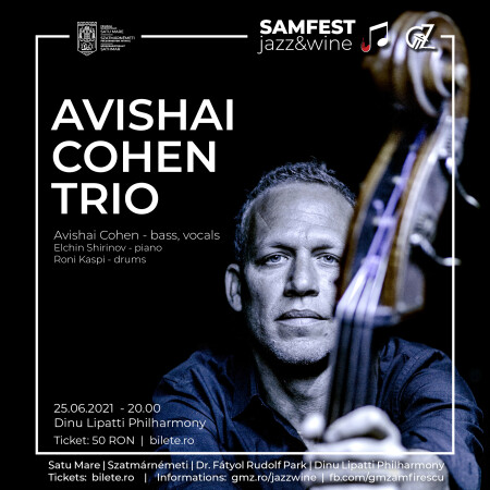 Samfest Jazz & Wine - Avishai Cohen