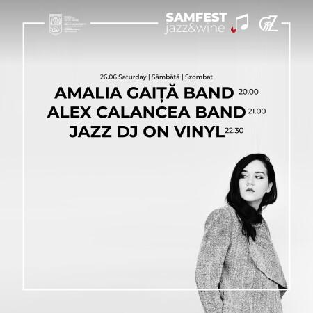 Samfest Jazz & Wine - Sâmbătă