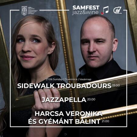 Samfest Jazz & Wine - Duminică