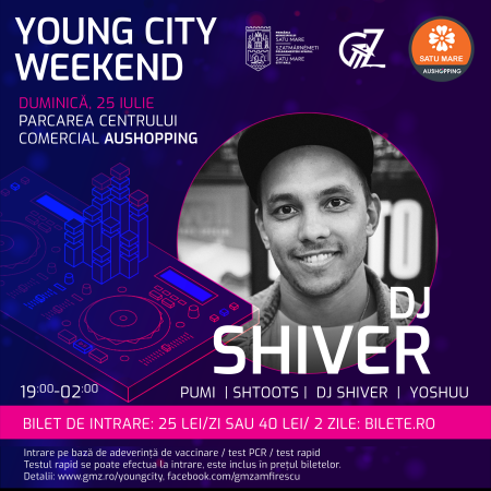 Young City Weekend - Duminică