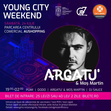 Young City Weekend - Sâmbătă
